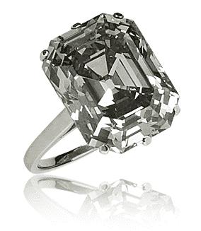 Steel Gray Diamonds