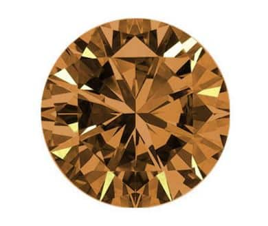 colored carat brown naturally diamonds fancy champagne diamond dark